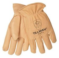 864 Super Premium Deerskin Drivers Gloves
