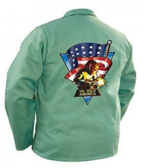 We Weld America Jacket