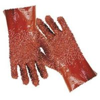 PERM-RUFF Fully-Coated PVC Gloves