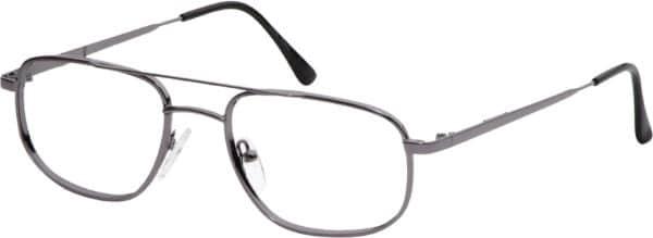 OnGuard Safety Glasses OG071P Gunmetal