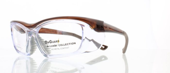 OnGuard Safety Glasses OnGuard 220S Brown-2