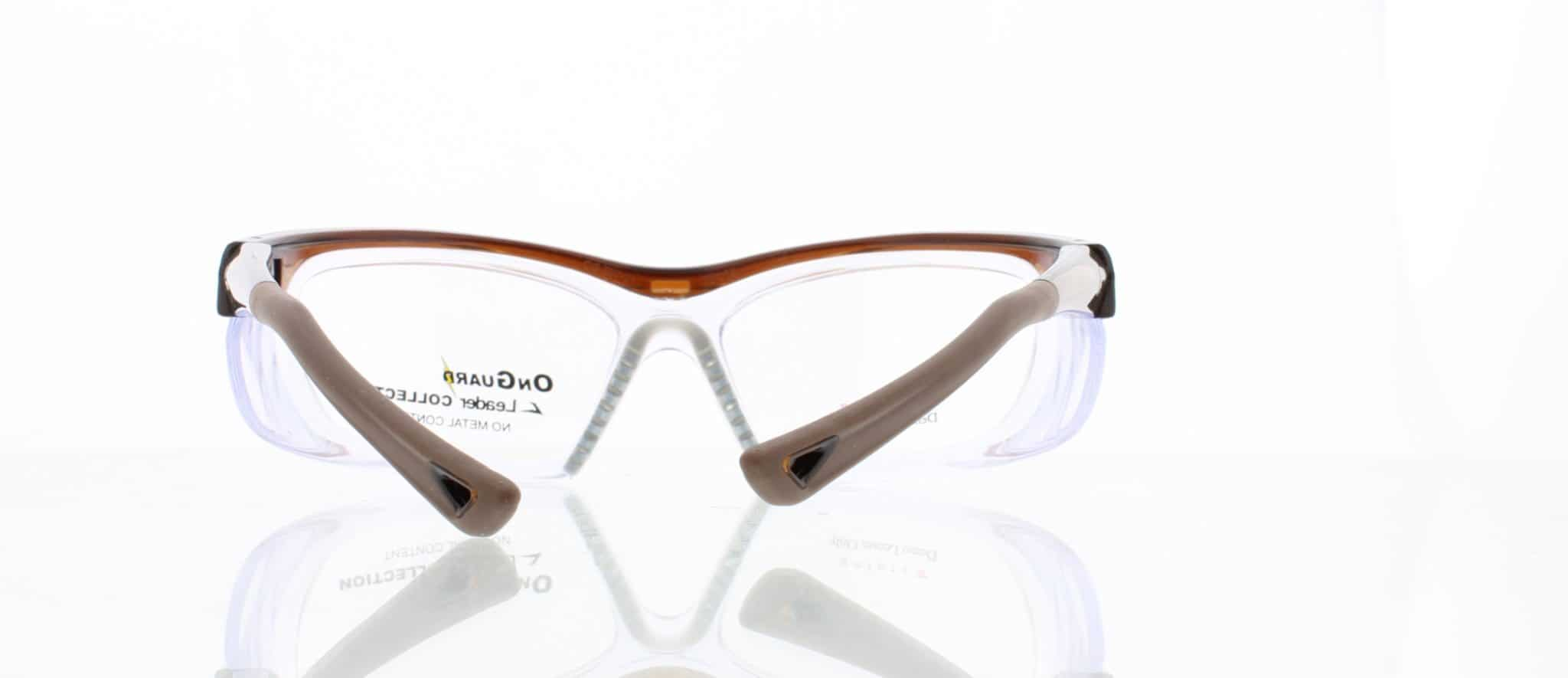 OnGuard Safety Glasses OnGuard 220S Brown-4