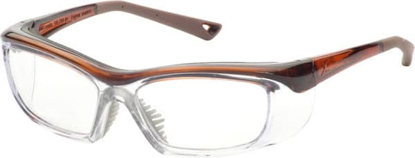 OnGuard Safety Glasses OnGuard 220S Brown-5