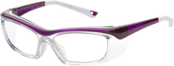 OnGuard Safety Glasses OnGuard 220S Purple White