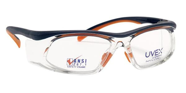TITMUS SW06E | ANSI Rated Industrial Safety Eyeglasses