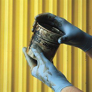 nitrile gloves, safety gloves