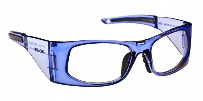 ArmourX Safety Glasses ArmourX 6002 Blue