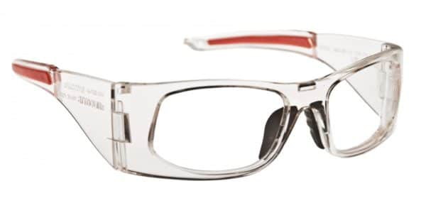ArmourX Safety Glasses ArmourX 6002 Clear