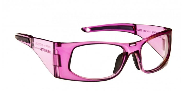ArmourX Safety Glasses ArmourX 6002 Pink