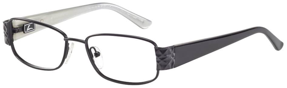 OnGuard Safety Glasses OnGuard 612 Black