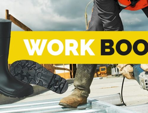 A Complete Buying Guide for Work Boots