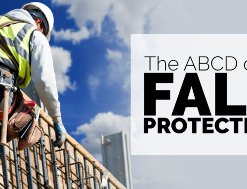 The ABCD of Fall Protection