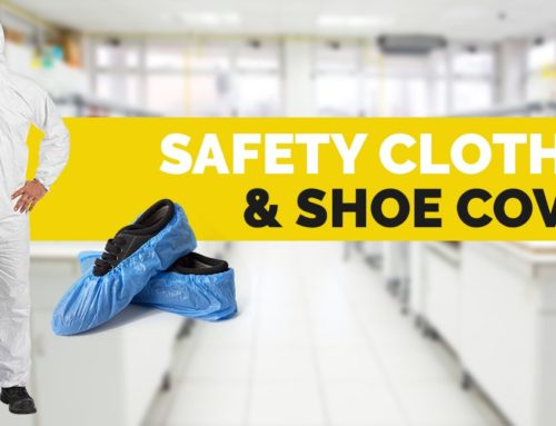Different Types of Safety Clothing and Shoe Covers
