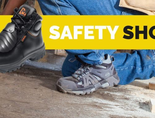 Importance of Wearing Safety Boots