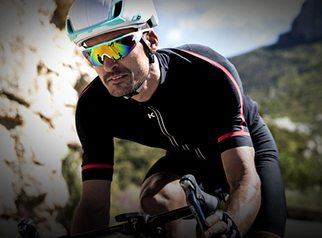 Bolle prescription cycling glasses