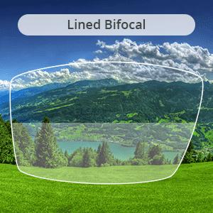 Lined Bifocal