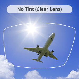 No Tint (Clear Lens)