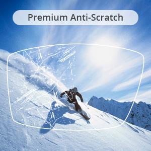 Premium Anti-Scratch
