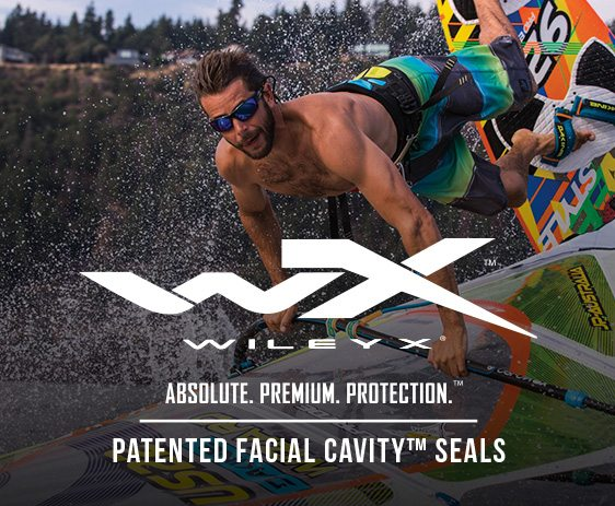 Wiley X facial cavity RX sunglasses