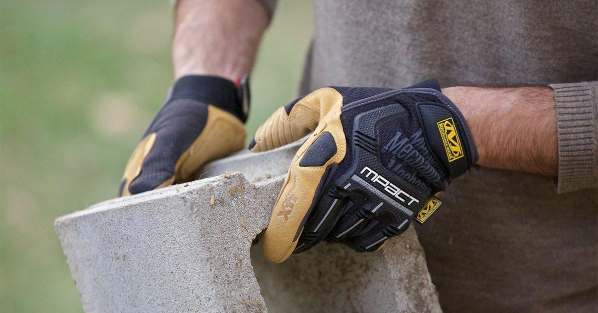 Construction Winter Gloves