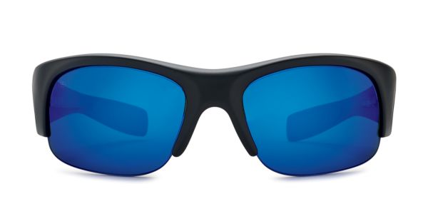 Kaenon Hard Kore 007JMJMWH-BLUE-M - Prescription Sunglasses