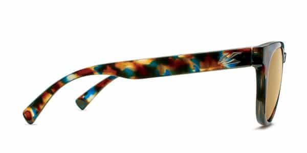 Kaenon Strand 038BROPGN-B12M-E - Prescription Sunglasses