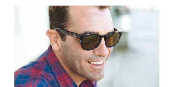 Kaenon Strand 038MOBKNK-G120-E - Prescription Sunglasses