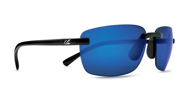 Kaenon Coto 047BKBKGN-BLUE-E - Prescription Sunglasses