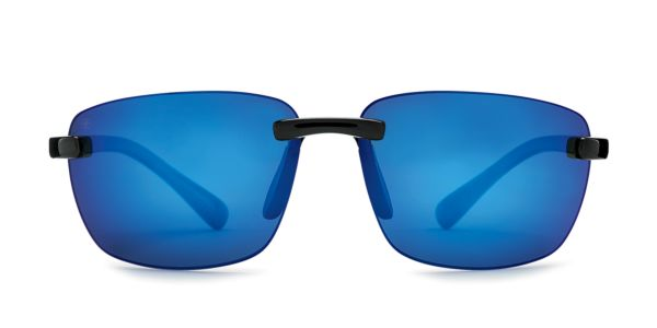 Kaenon Coto 047BKBKGN-BLUE-E - Prescription Sunglasses