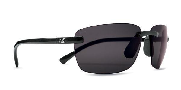 Kaenon Coto 047BKBKGN-UG12-E- Prescription Sunglasses