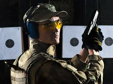 e6ab374b4b Ballistic Grade RX Military Sunglasses and Aviator Prescription Glasses