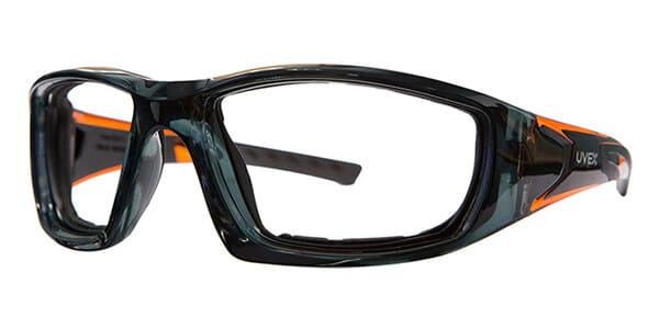 Uvex Sw12 Ansi Rated Industrial Safety Eyeglasses Ansi