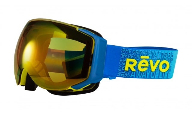 Revo will tell you they make the best ski goggles, and their high quality makes them a real contender for that title