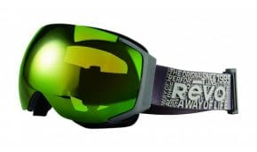 Revo Wordsmith DARK GRAY - GREEN WATER POLARIZED PHOTOCHROMATIC LENS