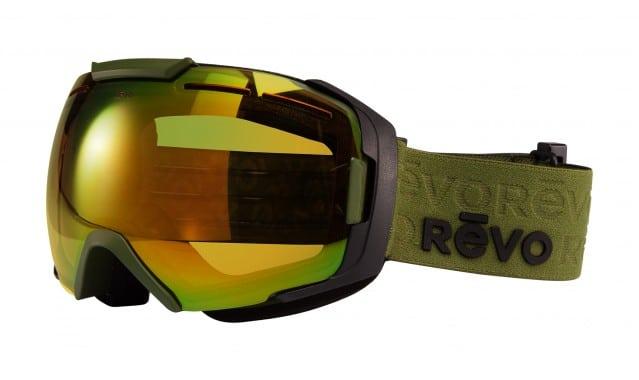 Revo Echo - Military Green GREEN WATER POLARIZED PHOTOCHROMATIC LENS