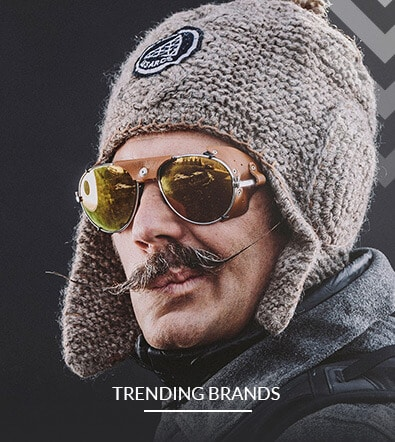 Trend Brands of Prescription sunglasses