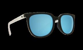 Fizz Matte Black/Matte Crystal - Gray W/Light Blue Spectra - Image 1