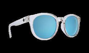 Hi-Fi Crystal - Gray W/Light Blue Spectra - Image 1