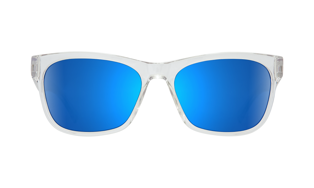 Sundowner Crystal - Gray W/Dark Blue Spectra - Image 1