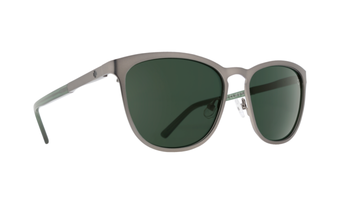 Cliffside Matte Gunmetal/matte Translucent Seaweed - Happy Gray Green - Image 1