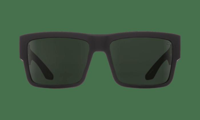 Cyrus Soft Matte Black - Happy Gray Green Polar - Image 1
