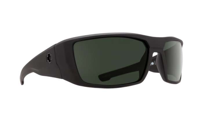 Dirk Soft Matte Black - Happy Gray Green Polar - Image 1
