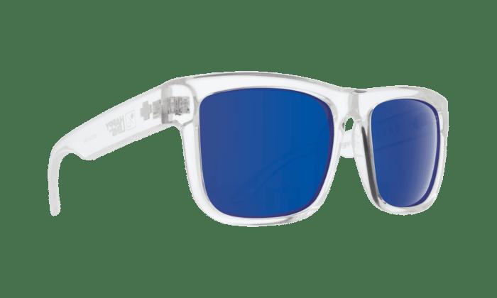 Discord Clear - Happy Bronze W/ Dark Blue Spectra - Image 1
