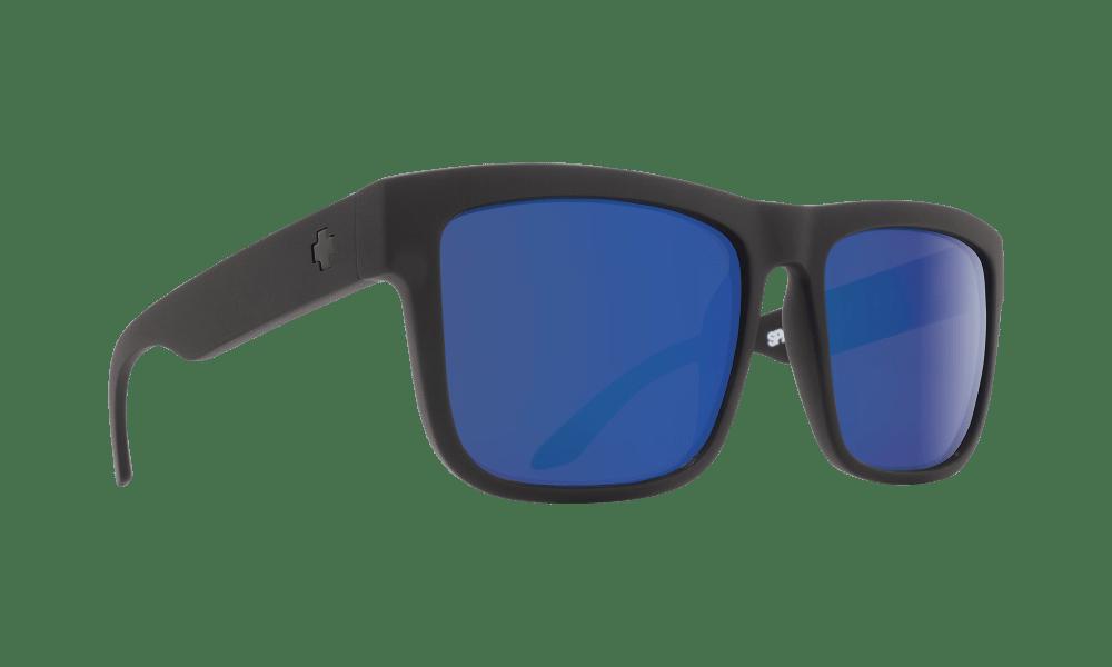 Discord Matte Black - Happy Bronze Polar W/ Blue Spectra - Image 1