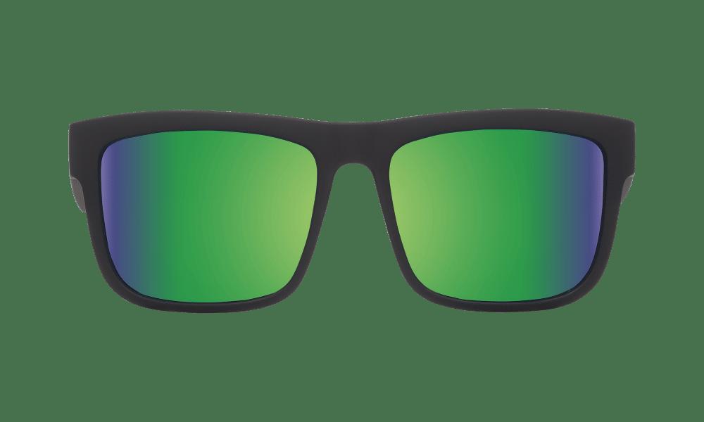 Discord Matte Black - Happy Bronze Polar W/ Green Spectra - Image 1