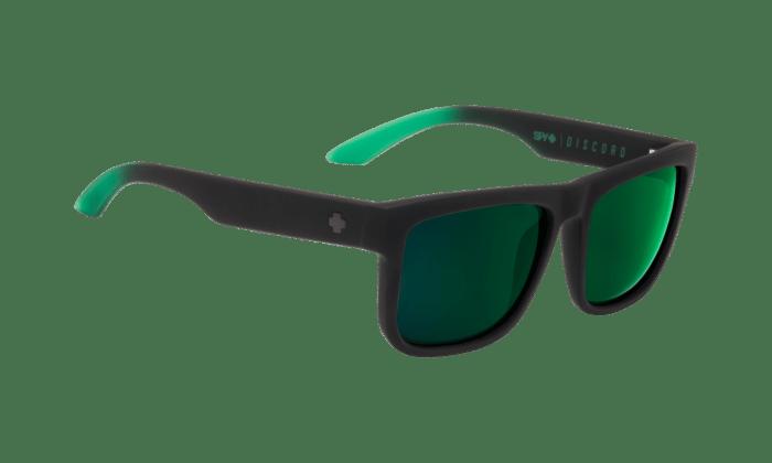 Discord Soft Matte Black/green Fade - Happy Gray Green W/green Flash - Image 1
