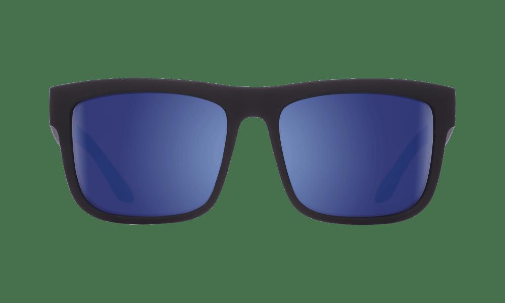 Discord Soft Matte Black/navy Tort - Happy Gray Green W/dark Blue Spectra - Image 1