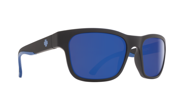 Hunt Matte Black/navy - Happy Bronze Polar W/ Dark Blue Spectra - Image 1
