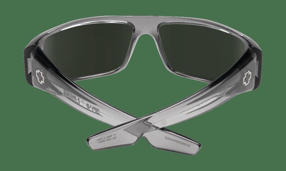 Logan Clear Smoke - Happy Gray Green W/ Silver Mirror - Image 1