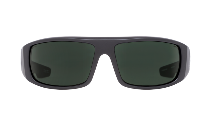Logan Matte Black Ansi Rx - Happy Gray Green - Image 1